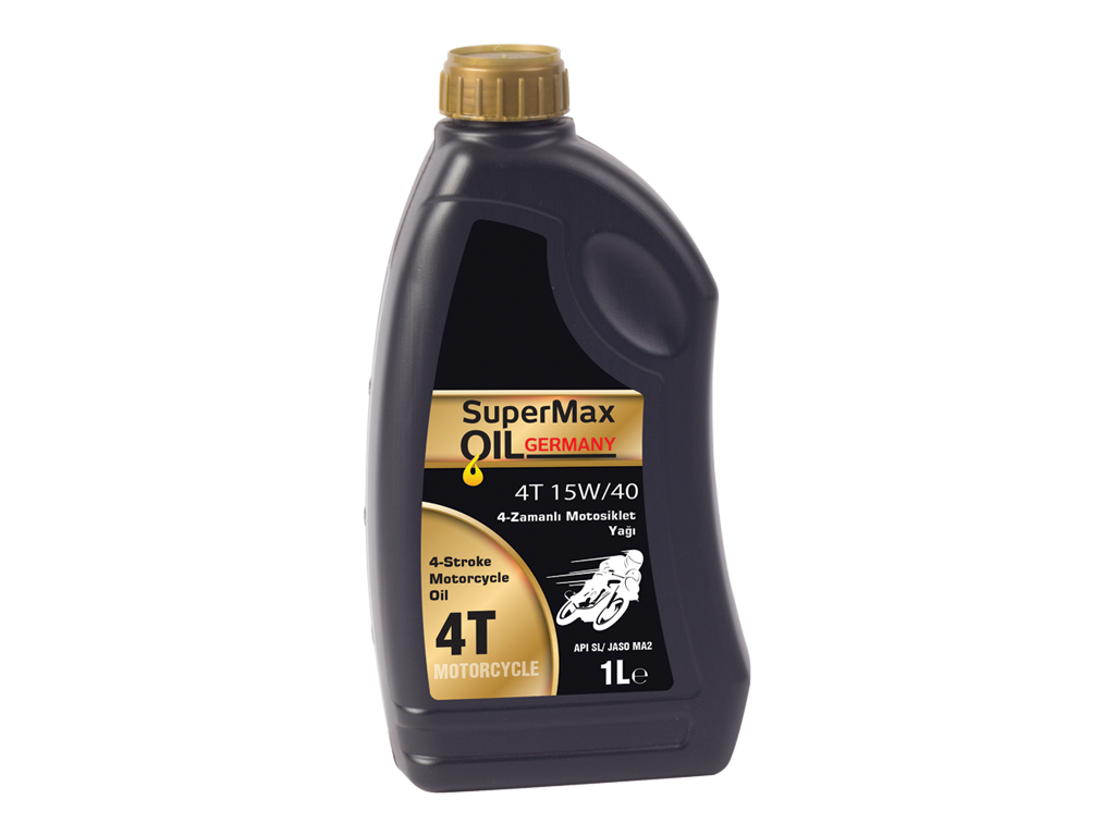 SuperMax Oilgermany 4T 15W/40
