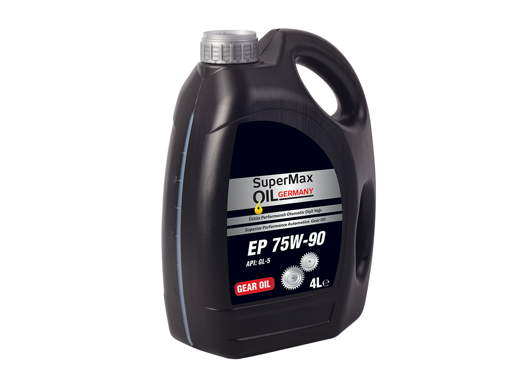 SuperMax Oilgermany Gear Oil EP 75W/90