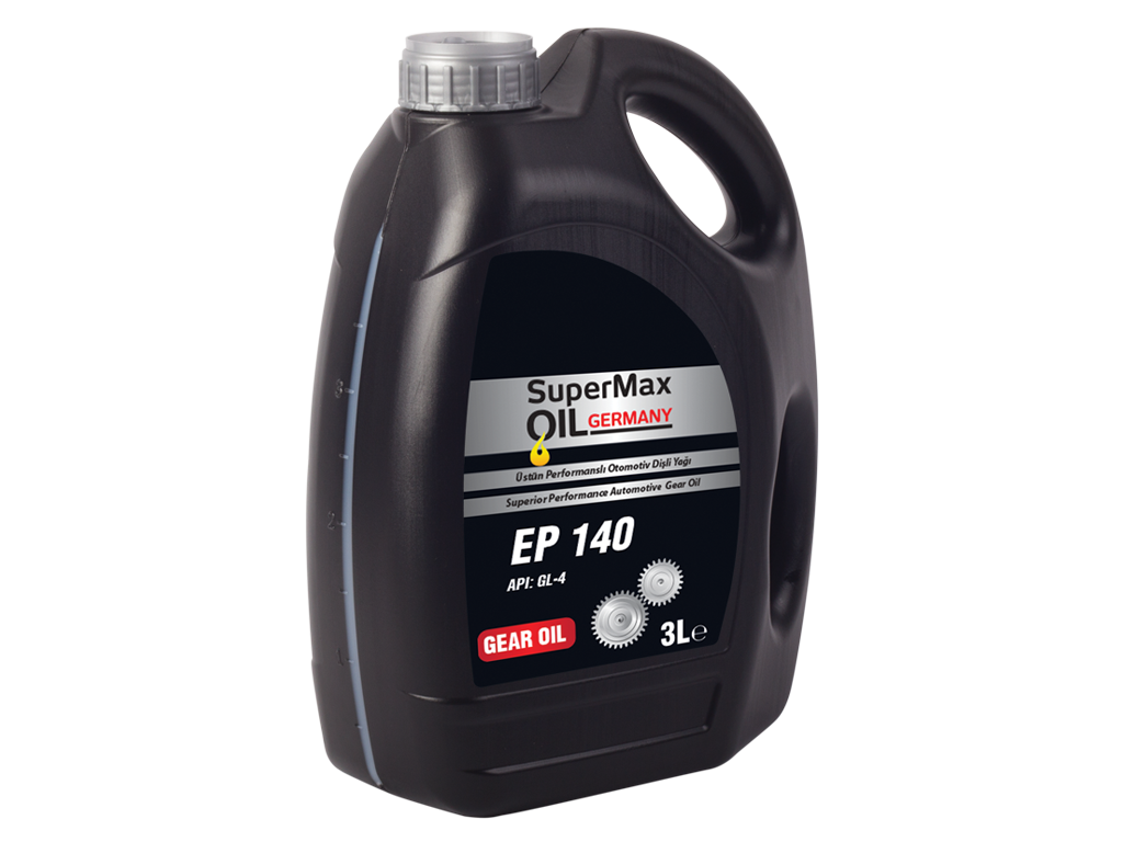 SuperMax Oilgermany Gear Oil EP 140