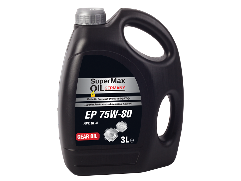 SuperMax Oilgermany Gear Oil M 75W/80