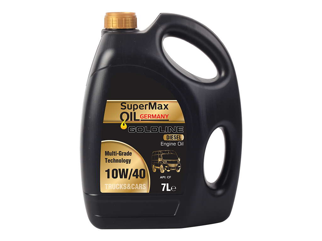 SuperMax Oilgermany Goldline 10W/40